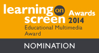 Learning on Screen Awards 2014 Finalist