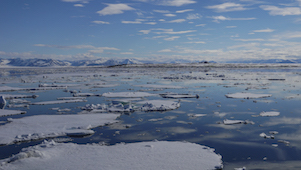Dramatic changes to Arctic landscapes